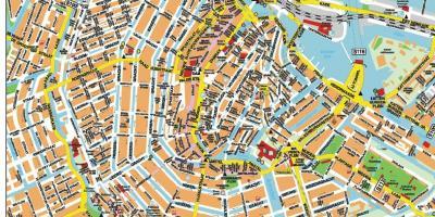 Cartina Amsterdam.Amsterdam Zoo Map Map Of Amsterdam Zoo Netherlands
